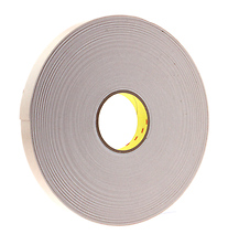 3M Double-Costed Foam Tape - 1in. Image 0