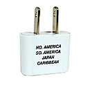 USA Plug to South America