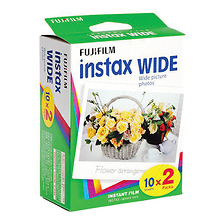 Instax 210 / Wide Instant Color Print Film (Twin Pack) Image 0