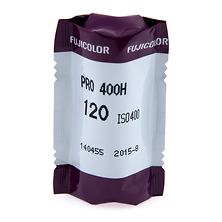Pro 400H 120 Color Negative Film - Single Roll Image 0