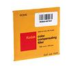 4x4 (100mm) Cyan - CC50C - Color Compensating Wratten Gel Filter
