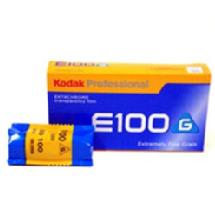 Kodak E100G 120mm Ektachrome Professional Color Slide Transparency Film - ISO 100 (from Pro Pack) price per roll