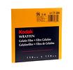 150mm/6x6, ND 3.00 Neutral Density Wratten Gelatin Filter #96
