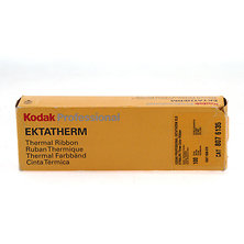 Ektatherm Xtralife XLS 3 Color Ribbon For Kodak 8670 Printer (100 prints) Image 0