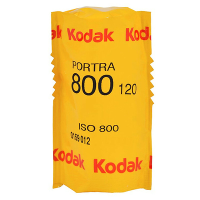 Portra 800 120 Color Negative Film - Per Roll Image 0