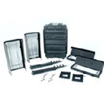 Kino Flo Diva Lite 401 2 Light Kit with Flight Case KIT-D42-120