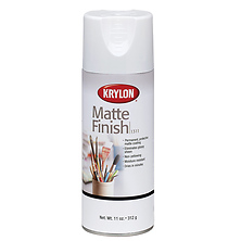 Matte Finish Spray 11 oz. Image 0