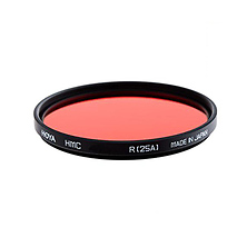 49mm Red 25A Multi Coated Glass Filter Image 0