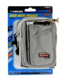 Aussie-10 Small Digital Organizer Camera Bag (Gray)