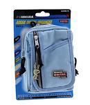 Aussie-10 Small Digital Organizer Camera Bag (Light Blue)