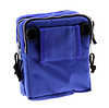 Hakuba Aussie-20 Large Digital Organizer Photo/Video Bag (Blue)