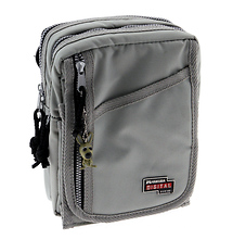 Hakuba Aussie-20 Large Digital Organizer Photo/Video Bag (Gray)