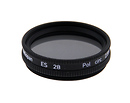 28mm Circular Polarizer Glass Filter