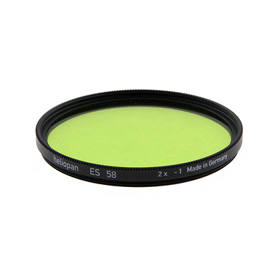 58mm Yellow Green Filter Image 0