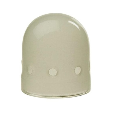 Frosted 1 Glass Dome for EHT Heads, Slightly Coated Image 0
