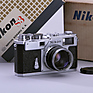 S3 Rangefinder Film Camera with 50mm f/1.4 S.C - Used Thumbnail 2