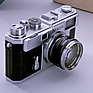 S3 Rangefinder Film Camera with 50mm f/1.4 S.C - Used Thumbnail 5