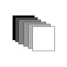 20x24 BC Matboard (Black/White, Pack of 10) Image 0