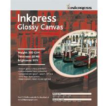 Inkpress Letter Glossy Canvas 8.5 x 11 In. 10 Sheets