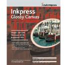 Inkpress | Letter Glossy Canvas 8.5 x 11 In. 10 Sheets | ACWG851110