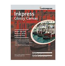Inkpress Media Glossy Canvas, 13x19in. (Super-B) - 10 Sheets