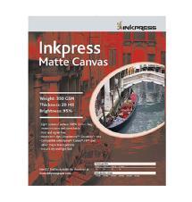 Inkpress Media Matte Canvas - 13x19in. (Super-B) (10 Sheets)