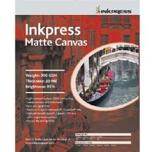 Inkpress Media Matte Canvas - 8.5 x 11in (Letter) (10 Sheets)