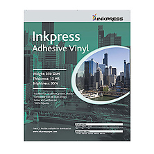 Adhesive  Vinyl 8.5 x 11 in. 20 Sheets Image 0