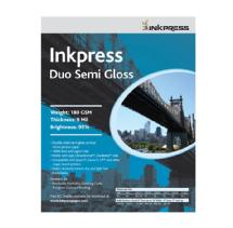 Inkpress Duo Semi Gloss (2-Sided, 180gsm) 11x17in. - 50 Sheets
