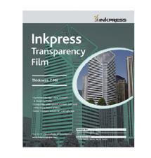 Inkpress Transparency Film - 8.5x11 - 20 sheets