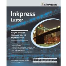 Inkpress Photo Chrome RC Luster Inkjet Paper (5x7, 50 Sheets)