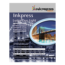Inkpress Photo Chrome RC Luster Duo Paper (5 x 7in., 20 Sheets)