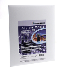 Inkpress Media Luster Duo 280 Paper (11 x 14in, 20 Sheets)