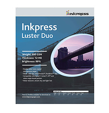 Inkpress Photo Chrome RC Luster Duo Paper 13 x 19