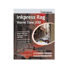 Inkpress Rag Warm Tone Picture Paper (11x17, 25 Sheets)