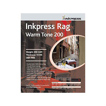 Inkpress Super-B Glossy Canvas (11x17, 10 Sheets)