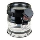 Ikelite | Flat Port for Canon 100mm f/2.8 EF USM Macro Lens | 5508.45