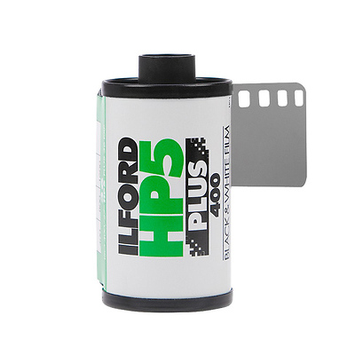 HP5 Plus 135-36 Black & White Negative Film (ISO-400) Image 0