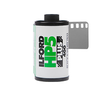 Ilford HP5 Plus 135-36 Black & White Negative Film (ISO-400)