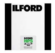 Ilford HP5 400 Plus B&W Negative Film 4 x 5, 25 Sheets