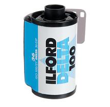 Ilford Delta-100 Professional 135-36 Black & White Negative Film (ISO-100)