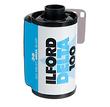 Delta-100 Professional 135-36 Black & White Negative Film (ISO-100)