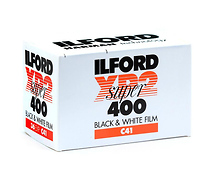 Ilford XP2 400 Super B&W Negative Film (C-41) - 135-36 (USA) per roll
