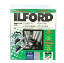 Ilford 8 x 10in Multigrade IV B&W RC Pearl Paper (25 Sheets) w/2 Rolls of Film