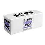 Delta-3200 Professional 120 Black & White Negative (Print) Film