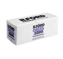 Ilford Delta-3200 Professional 120 Black & White Negative (Print) Film