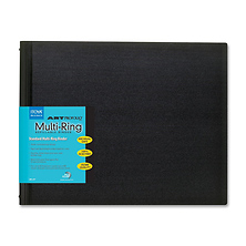 Art Profolio Multi-Ring Refillable Binder 14 x 11 in. Image 0
