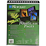 PolyGlass Pages Refill Horizontal Sheets 8.5 x 11 in. 10 Pcs Per Pack