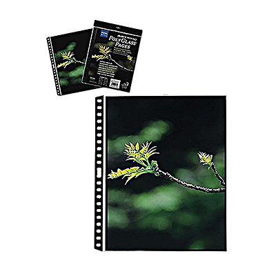 11 x 14 in. Art Profolio Pollyglass Pages (10 Pages) Image 0