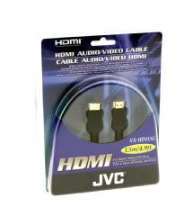 JVC HDMI Digital Audio/Video Cable